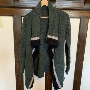 Sweaters - Wool Cardigan, medium